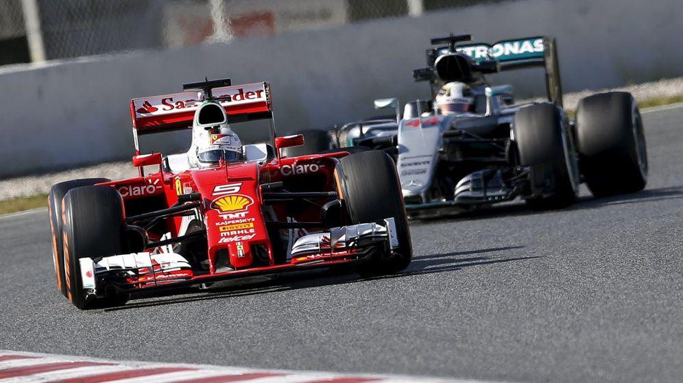 Foto: GP de España de Fórmula 1, siguiente carrera.