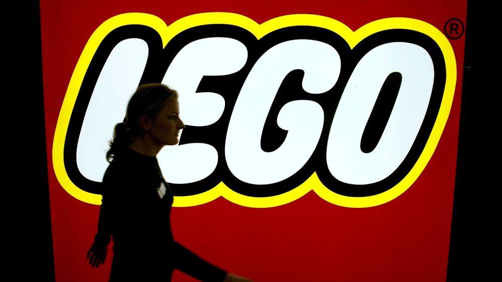 Foto: Logo de Lego