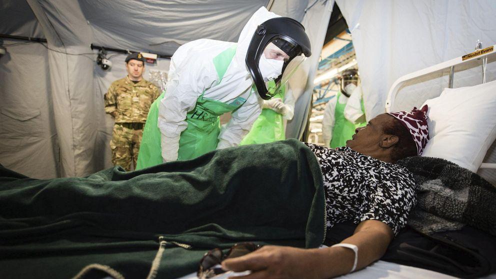 Muere una mujer por ébola en Sierra Leona tras dar el alta al último paciente