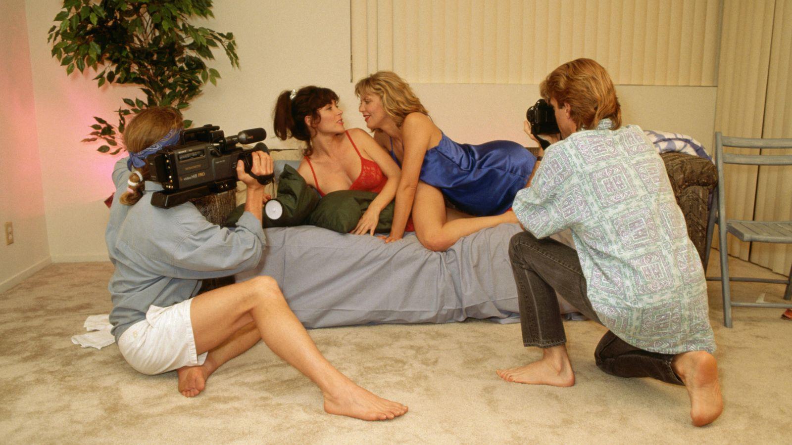 Actrices Porno Lesbica sexo: qué piensan las estrellas porno de practicar sexo