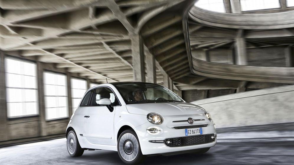 Foto: Fiat actualiza el 500, su modelo más chic