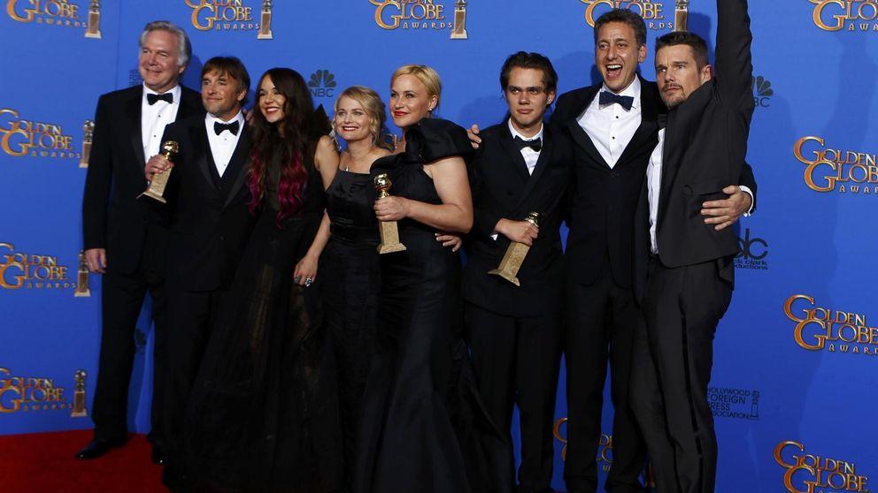 'Boyhood' y 'El Gran Hotel Budapest' se llevan el Globo de Oro