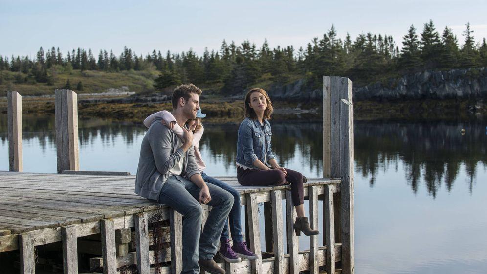 Foto: Oliver Jackson-Cohen y Camilla Luddington protagonizan 'Lo que de verdad importa'
