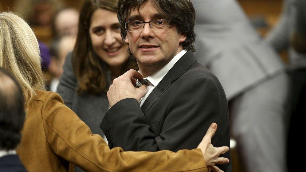 Foto: El nuevo presidente de la Generalitat, Carles Puigdemont. (Reuters)