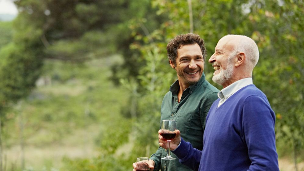 Foto: Cuidado con el alcohol más allá de los 40. (iStock)