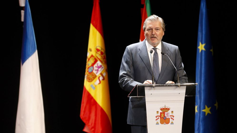 Foto: El ministro de de Educación, Cultura y Deporte, Íñigo Méndez de Vigo. (Efe)