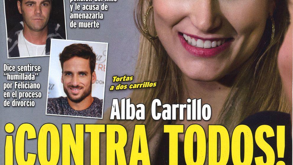 Kiosco Rosa: Alba Carrillo contra todos, la nueva ilusión de Lara Álvarez y más