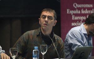 Pablo Iglesias: técnicos de Hacienda avalan a Monedero