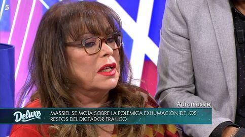'Deluxe' | Massiel echa la bilis contra Ortega Smith: Es demagogia panfletaria