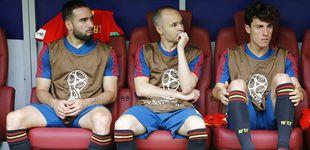 Post de El día en que Iniesta rajó y puso en su sitio a quienes dinamitaron la Selección