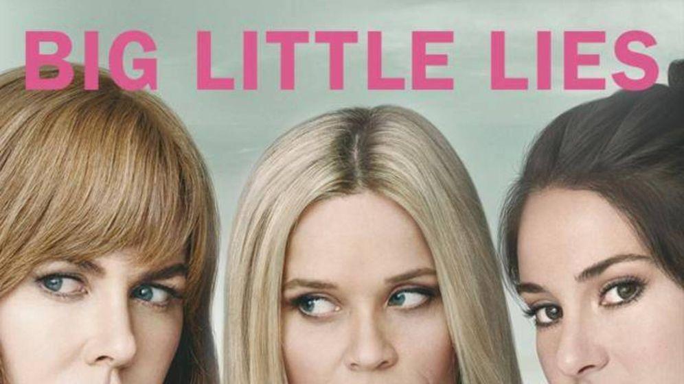 Foto: Imagen de las protagonistas de Big Little Lies (Imagen: HBO)