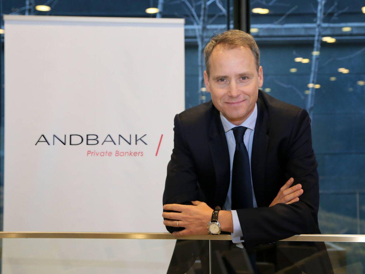 Foto: Alex Fusté, economista jefe de AndBank