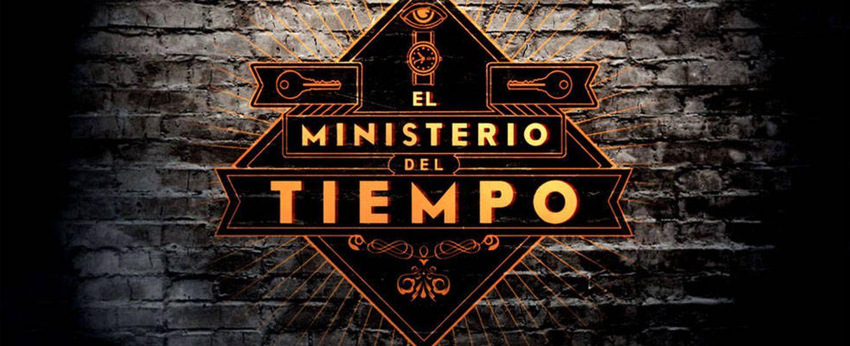 Foto: Logotipo de 'El Ministerio del Tiempo'