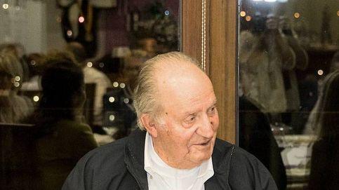La agenda alternativa del rey Juan Carlos y su hija Elena al margen de su familia