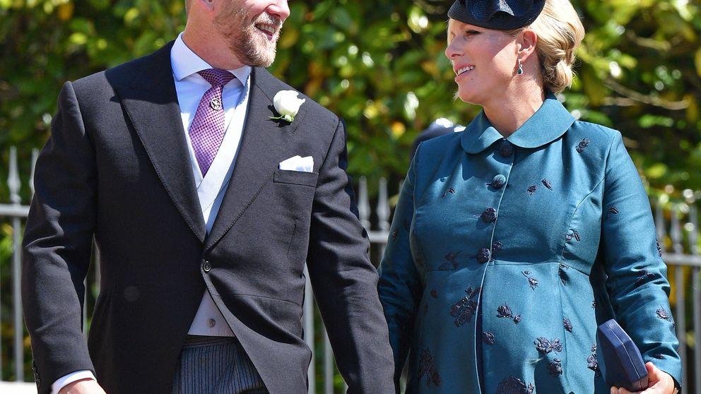 Zara Phillips da a luz a una niña, su segunda hija con Mike Tindall