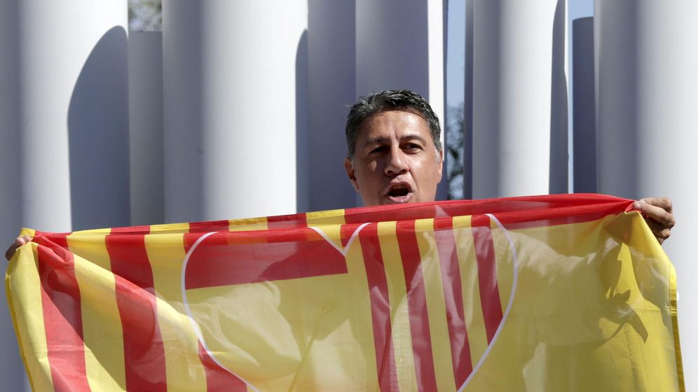 Foto: El candidato del PPC a la Generalitat, Xavier Garcia Albiol. (EFE)
