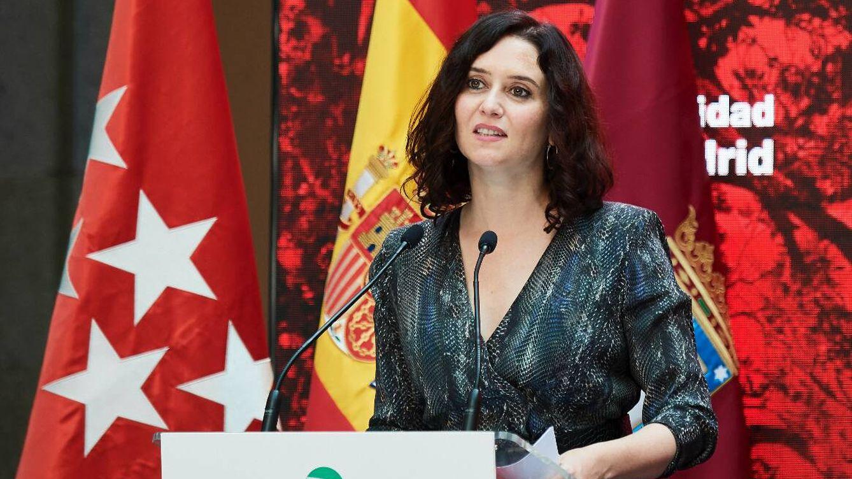 Isabel Díaz Ayuso, de cumpleaños en La Rioja y ¿sola?
