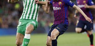 Post de FC Barcelona – Real Betis de Liga: horario y dónde ver en TV y 'online'