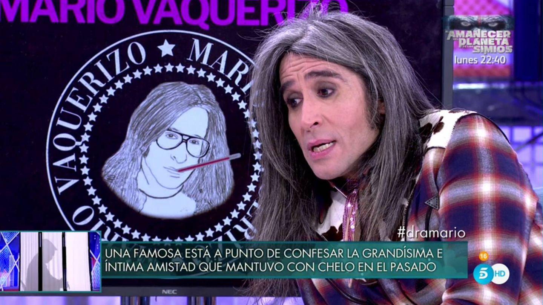 Vaquerizo regresa a Telecinco. (Mediaset)