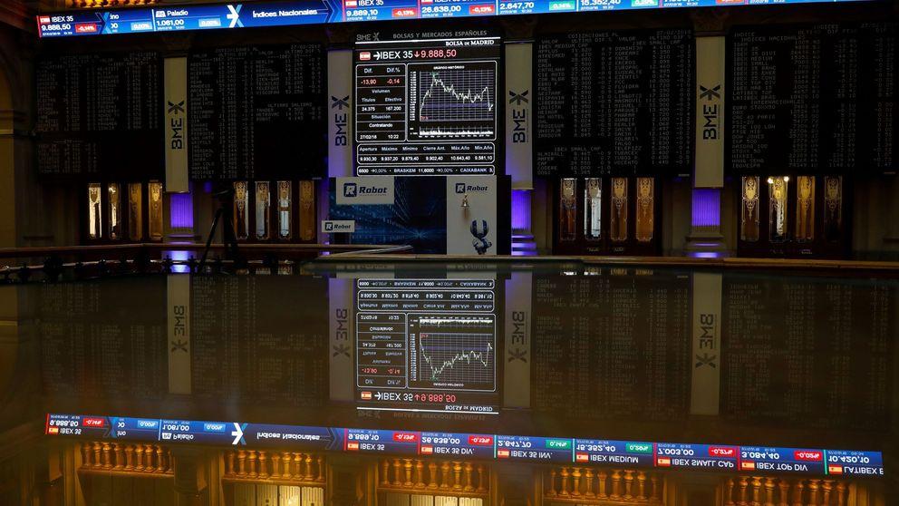 El Ibex (sin Inditex) gana un 20% más en 2017 pese al frenazo de las eléctricas