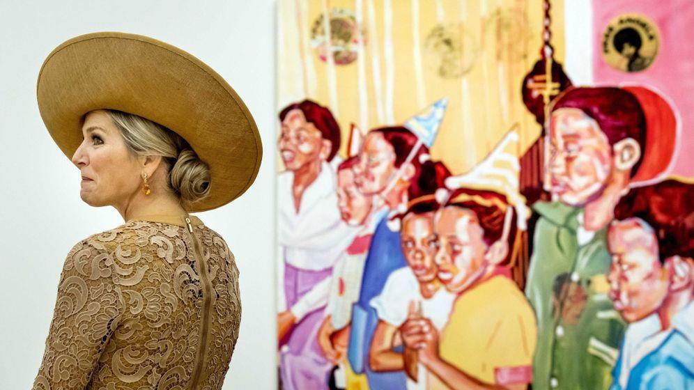 Foto: La reina Máxima, en una imagen de archivo. (EFE)