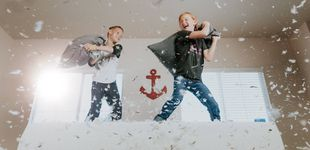 Post de Entrena con tu hijos: ejercicios para hacer en casa con los niños
