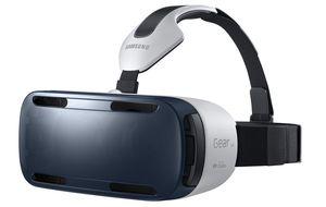 Las gafas de realidad virtual de Samsung impresionan