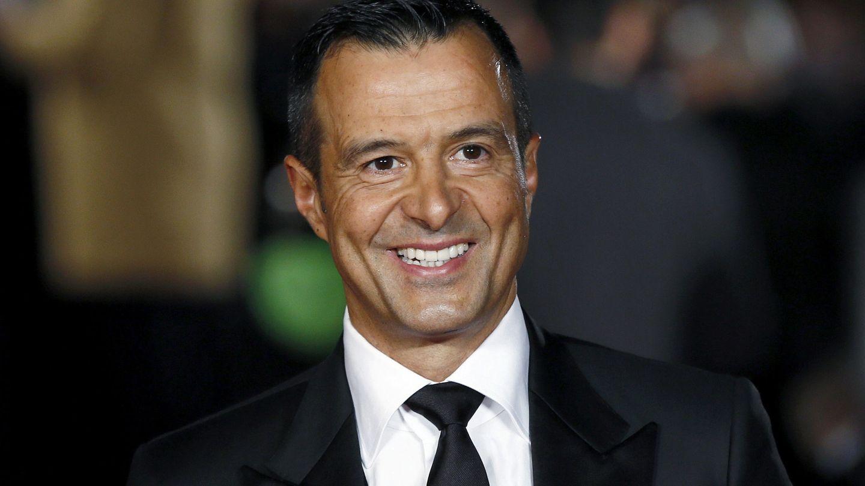 Jorge Mendes, agente portugués. (Reuters)