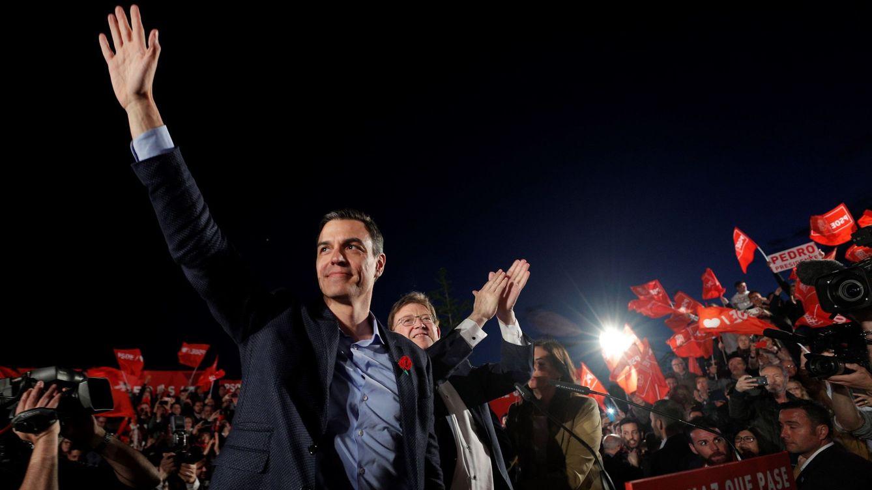 Sánchez fía su victoria a una movilización masiva del centro a la izquierda frente a Vox