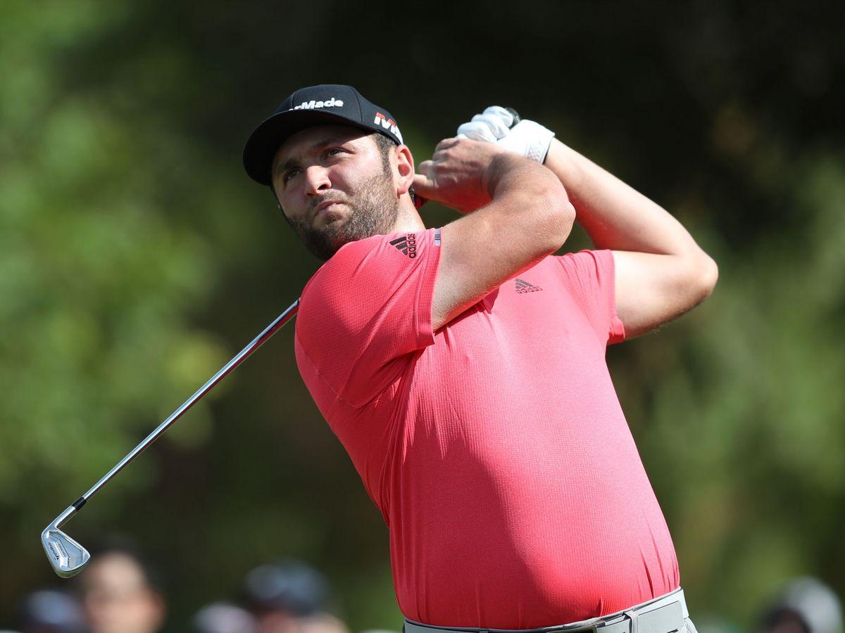 Foto: Jon Rahm ocupa el segundo puesto en la clasificación mundial. (EFE)