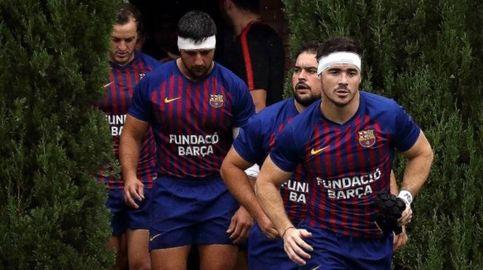 El pequeño lío del rugby español antes de la final de Copa entre el Barcelona y Alcobendas