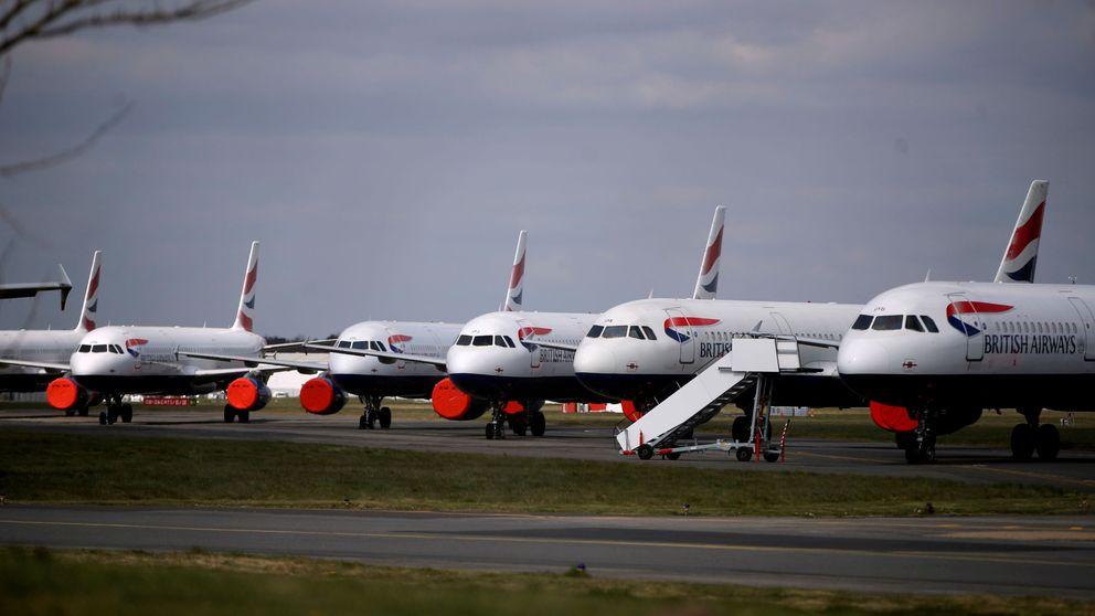 IAG pierde 535 millones y plantea recortar 12.000 empleos en British Airways