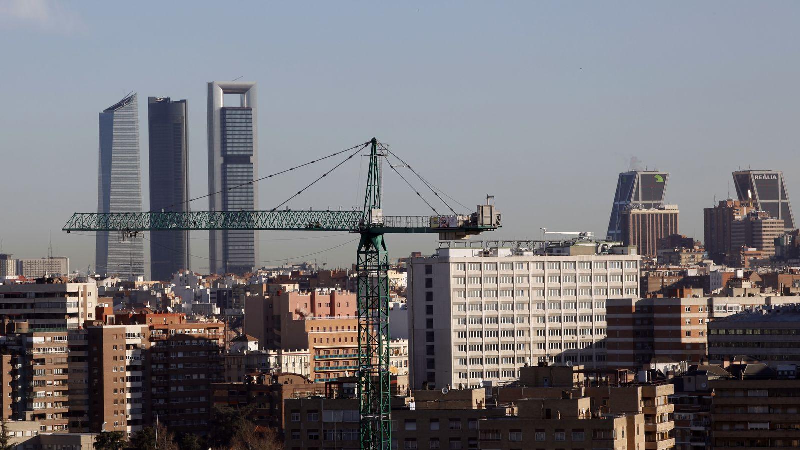 Foto: Vista de Madrid desde el Faro de Moncloa. (Reuters)