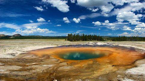 Así es el supervolcán de Yellowstone: su erupción dejaría un cráter como Mallorca
