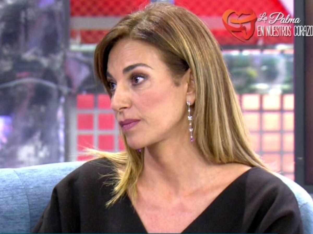 Foto: Mariló Montero, en 'Sábado Deluxe'. (Telecinco).