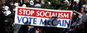 """Obama, ese 'peligroso socialista': """"Quiere repartir mi dinero entre los pobres"""""""