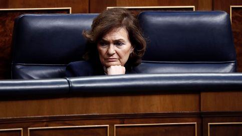 La infección de Calvo ya obliga a la cúpula de Moncloa que la trató a una cuarentena