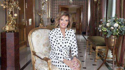 Sillones, relojes, pianos... Estos son los muebles que subasta María Teresa Campos