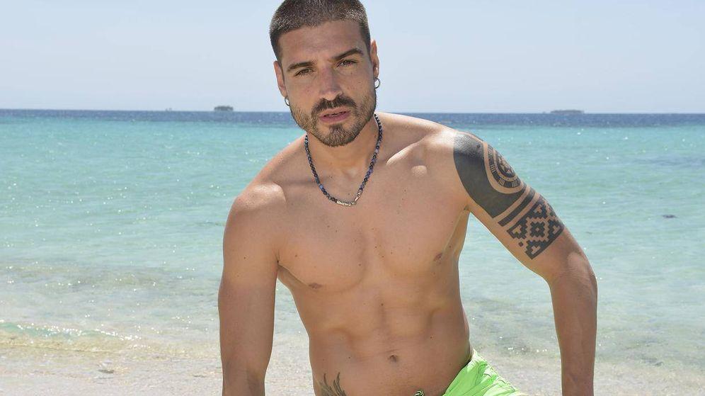 Foto: Fabio, finalista de 'Supervivientes 2019'. (Telecinco)