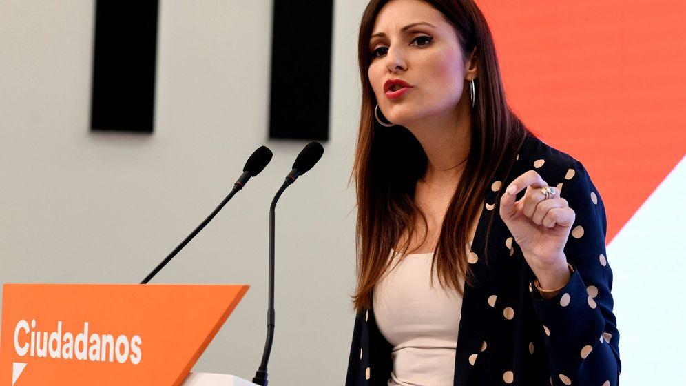 Foto: La líder de Cs en Cataluña, Lorena Roldán. (EFE)