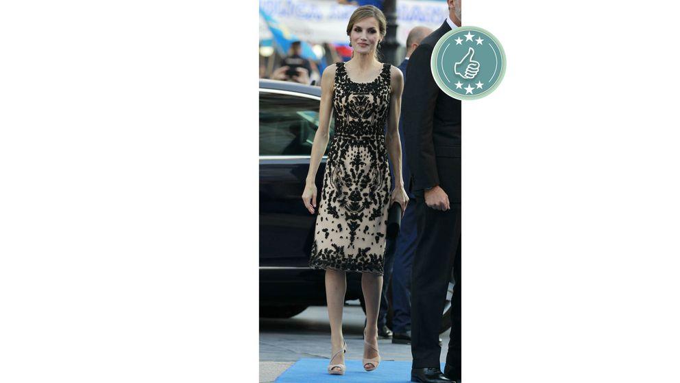 Batalla de glamour en el Campoamor: las mejor y peor vestidas de los Premios Princesa de Asturias