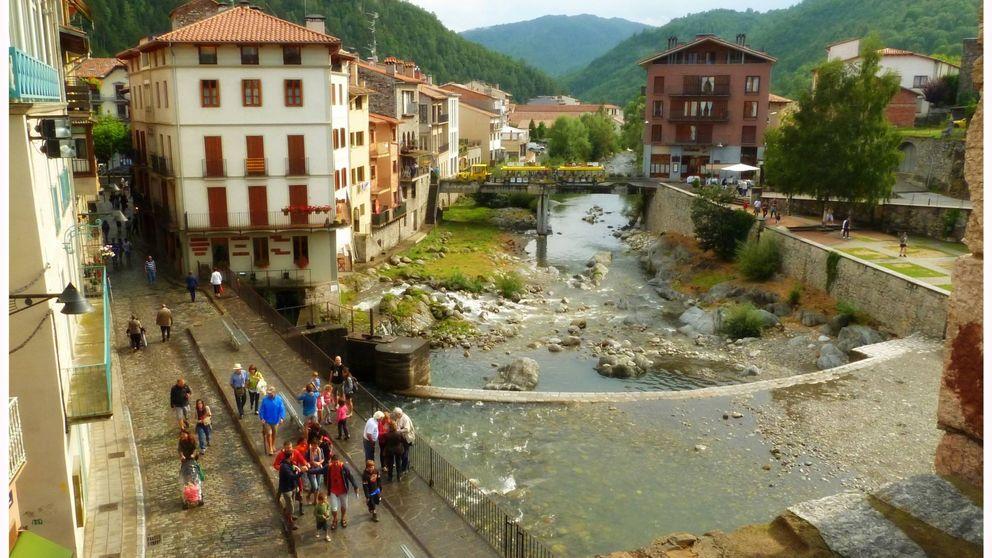El trasvase catalán del que nadie habla y mueve más agua que el Tajo-Segura