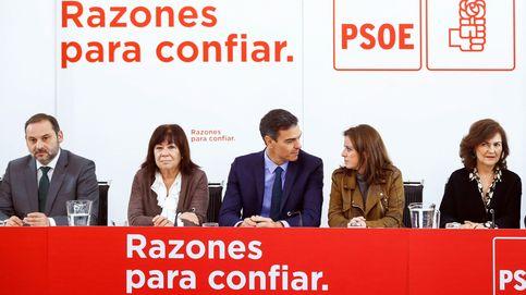 Ferraz recula con Díaz: no pide su salida y descarta una gestora en Andalucía