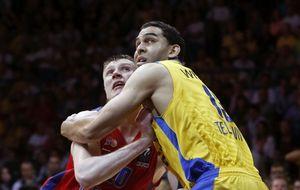 Blu, la 'amenaza fantasma' del Maccabi para quitarle la Novena al Madrid