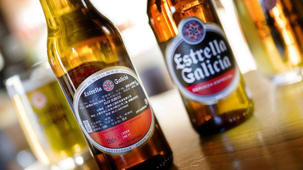 Estrella Galicia crece un 14% y gana más pese a no querer ser la cerveza más vendida