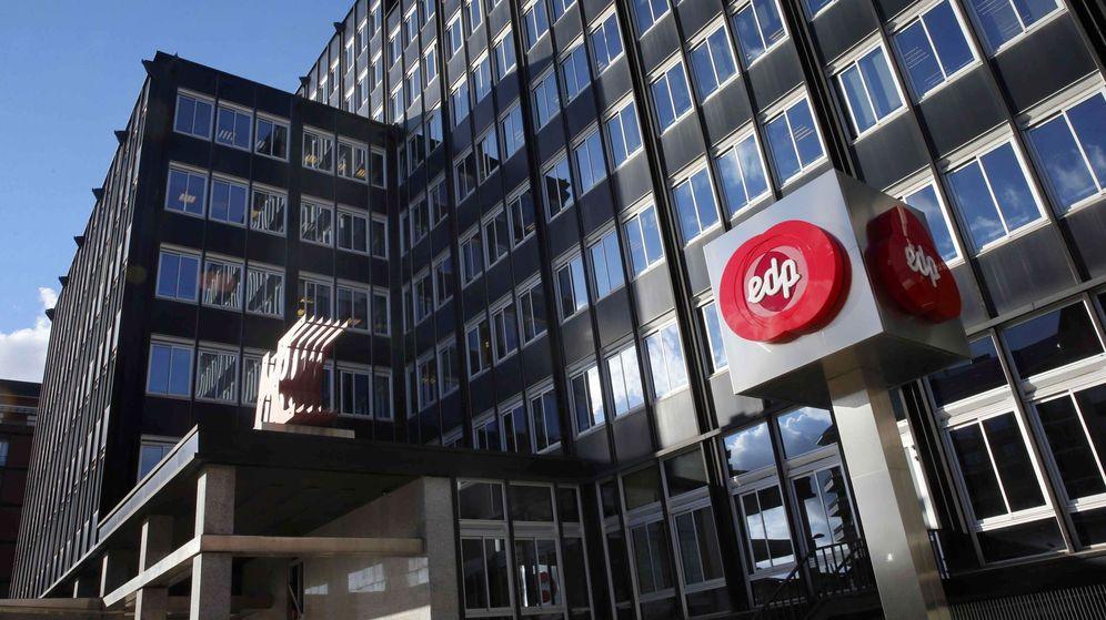 Foto: Sede de EDP en Oviedo. (EFE)