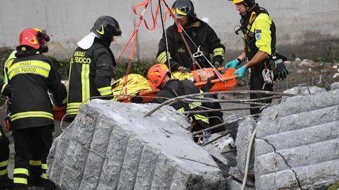 Las víctimas del puente de Génova: una familia, un futbolista, una enfermera...
