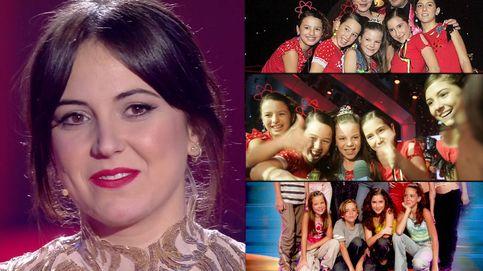 El pasado de Alba, ganadora de 'La Voz', como bailarina de María Isabel en Eurovisión