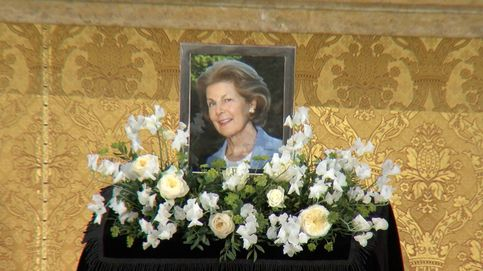 Marie de Liechtenstein: la familia pidió que no se filmara a los asistentes en su funeral