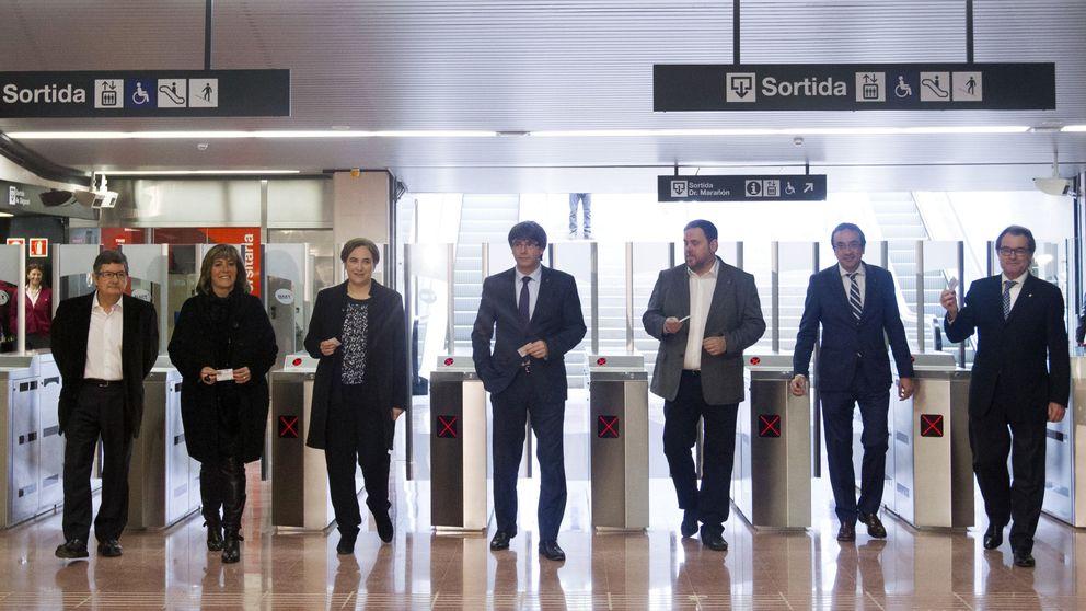 Entra en servicio la línea 9 sur del Metro de Barcelona que enlaza con el aeropuerto